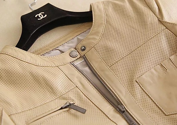Laser Perforating for Leather Jackets