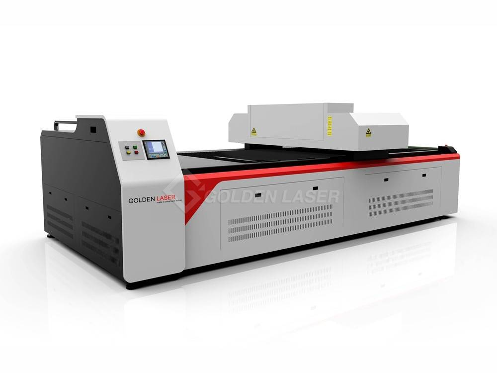 Flatbed CO2 Gantry and Galvo Laser Cutting Engraving Machine JMCZJJG(3D)210310