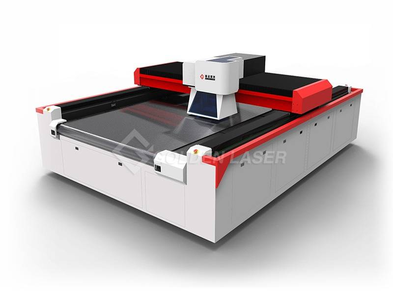 High Speed Galvo Laser Cutting and Perforating Machine for Jersey