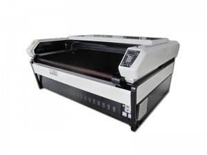 MARS CO2 Laser Cutting Machine with Conveyor Working Table