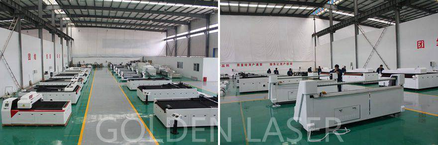 co2 laser cutting machines factory