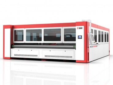 CO2 Laser Cutter for Filter Cloth / Industrial Filtration Fabrics