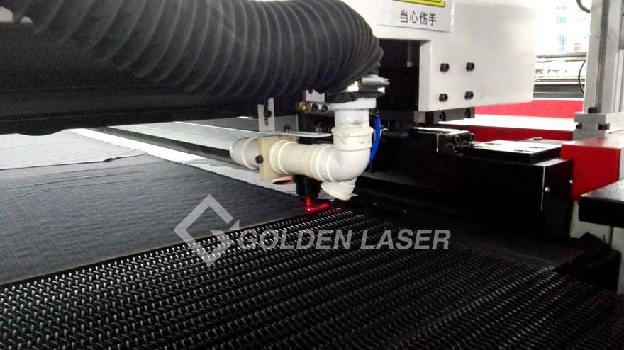 laser cutting machine for fabric