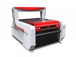 Cutter Laser Sublimation Fabric di Surghjenti