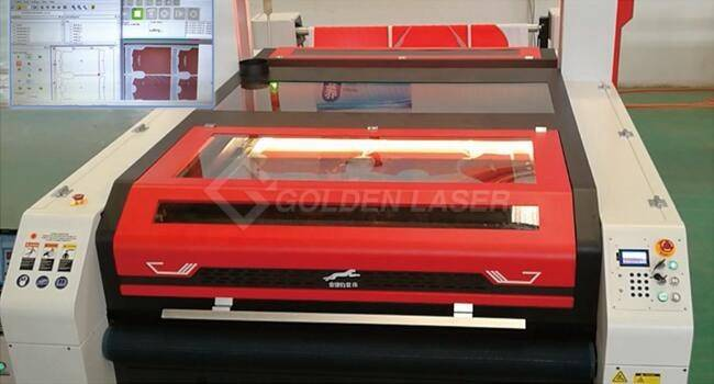 vision laser cutting